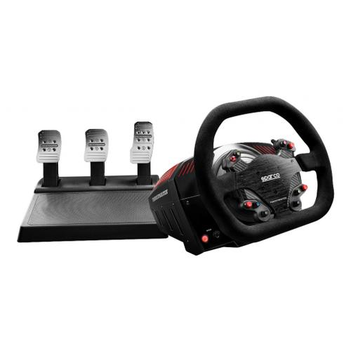 Thrustmaster TS-XW Racer Sparco P310 Stuurwiel + pedalen PC,Xbox One Digitaal Zwart productfoto