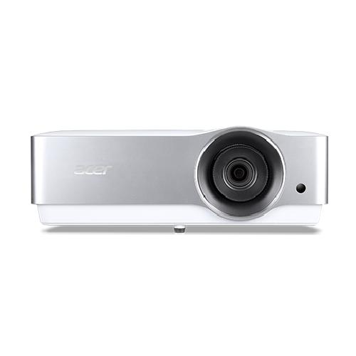 Acer VL7860 beamer/projector 3000 ANSI lumens DLP 2160p (3840x2160) Plafondgemonteerde projector Zilver, Wit productfoto  L