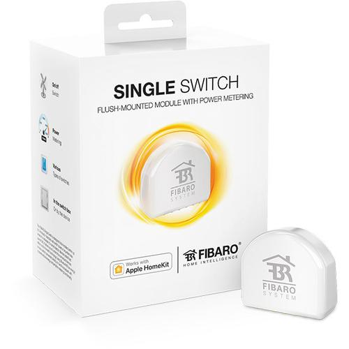 Fibaro FGBHS-213 smart home light controller Draadloos Wit productfoto