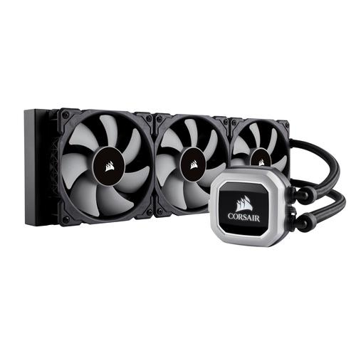 Corsair H150i PRO RGB 360mm water & freon koeler Processor productfoto