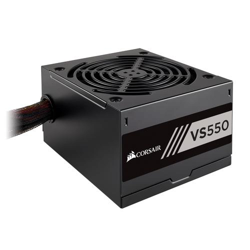 Corsair CP-9020171-EU power supply unit 550 W ATX Zwart productfoto