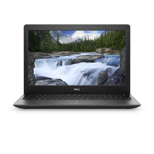 "DELL Latitude 3590 Zwart Notebook 39,6 cm (15.6"") 1920 x 1080 Pixels Intel® 8ste generatie Core™ i5 i5-8250U 8 GB DDR4-SDRAM 256 GB SSD productfoto"