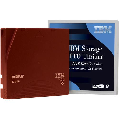 IBM Ultrium 8 12000 GB LTO productfoto
