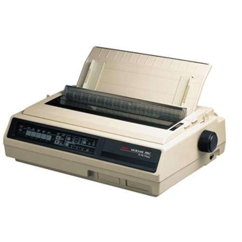 OKI ML395 dot matrix-printer 360 x 360 DPI 607 tekens per seconde productfoto