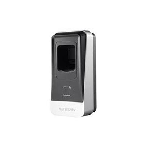 Hikvision Digital Technology DS-K1201MF toegangscontrolelezer Basistoegangscontrolelezer Zwart, Wit productfoto