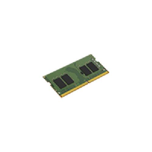 Kingston Technology ValueRAM KVR26S19S8/8 geheugenmodule 8 GB 1 x 8 GB DDR4 2666 MHz productfoto