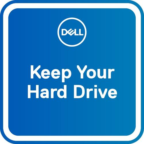 DELL 3 jaren Keep Your Hard Drive productfoto