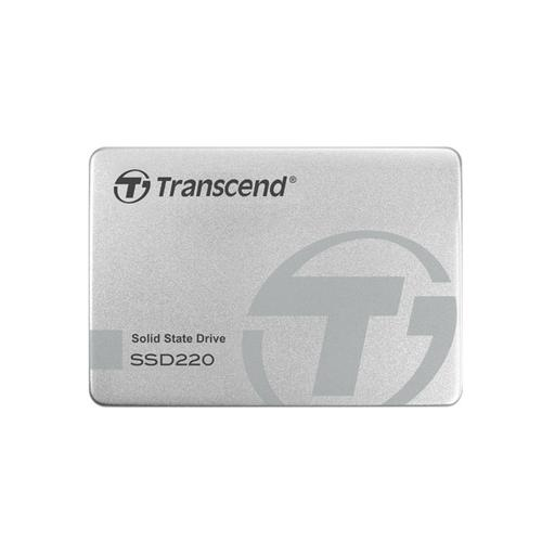 "Transcend TS240GSSD220S internal solid state drive 2.5"" 240 GB SATA III 3D NAND productfoto"