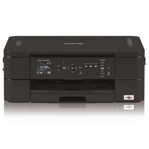 Brother DCP-J572DW multifunctional Inkjet 27 ppm 1200 x 6000 DPI A4 Wi-Fi productfoto