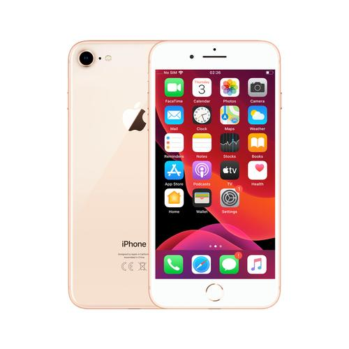 Renewd iPhone 8 Goud 64GB productfoto