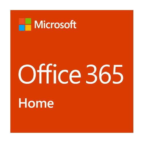 Microsoft Office 365 Home 1 jaar Frans productfoto