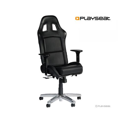 Playseat Office Chair Black Universele gamestoel Gecapitonneerde zitting Zwart productfoto