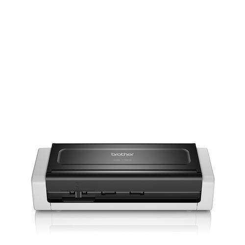 Brother ADS-1700W scanner 600 x 600 DPI ADF-scanner Zwart, Wit A4 productfoto