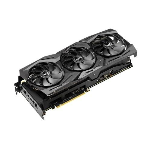ASUS ROG-STRIX-RTX2080TI-O11G-GAMING GeForce RTX 2080 Ti 11 GB GDDR6 productfoto
