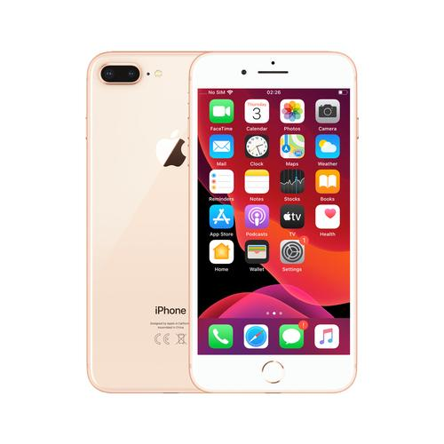 Renewd iPhone 8 Plus Goud 64GB productfoto