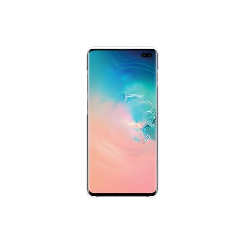 Samsung S10+LED Cover Wit productfoto