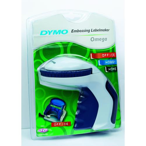 DYMO S0717930 | 12748 | Omega embosser Direct thermisch labelprinter productfoto  L
