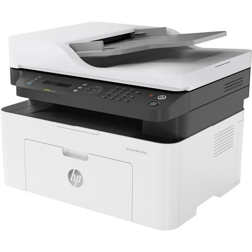 HP Laser 137fnw 1200 x 1200 DPI 21 ppm A4 Wi-Fi productfoto