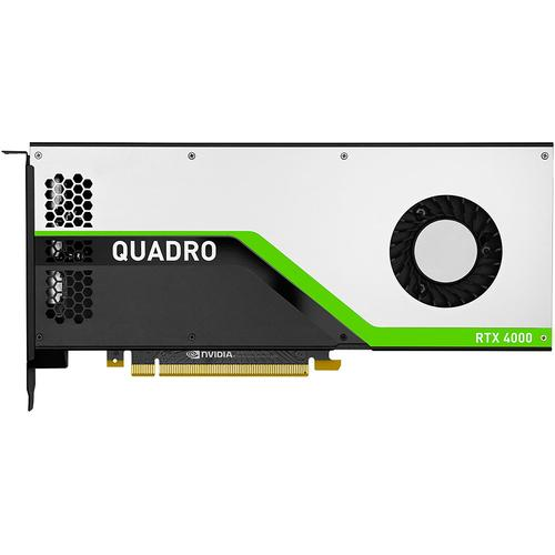 HP NVIDIA Quadro RTX 4000 8 GB (3)DP+USBc GDDR6 productfoto