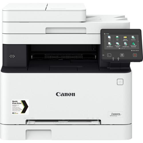 Canon i-SENSYS MF643Cdw Laser 21 ppm 1200 x 1200 DPI A4 Wi-Fi productfoto