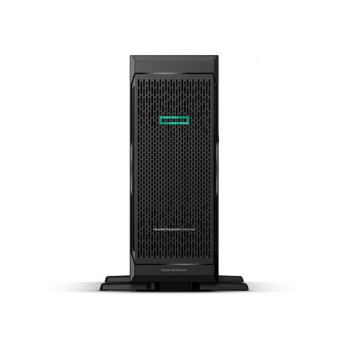 Hewlett Packard Enterprise ProLiant ML350 Gen10 server 2,2 GHz Intel® Xeon® Silver 4210 Tower (4U) 800 W productfoto
