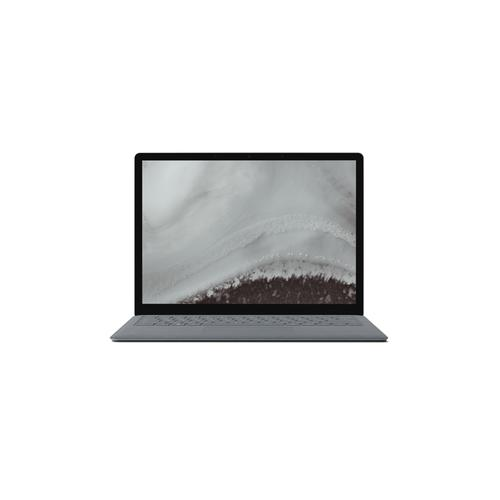 "Microsoft Surface Laptop 2 Platina Notebook 34,3 cm (13.5"") 2256 x 1504 Pixels Touchscreen Intel® 8ste generatie Core™ i5 8 GB 256 GB SSD productfoto"