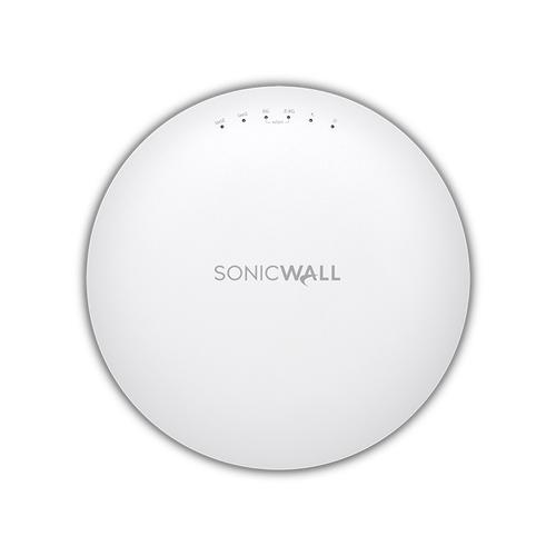 SonicWall 432i 2500 Mbit/s Power over Ethernet (PoE) Wit productfoto