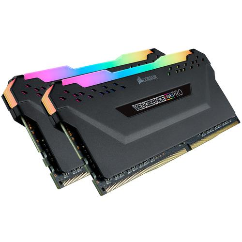 Corsair Vengeance CMW16GX4M2Z3600C18 geheugenmodule 16 GB 2 x 8 GB DDR4 3600 MHz productfoto