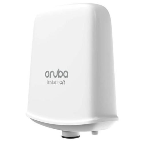 Aruba, a Hewlett Packard Enterprise company Instant On AP17 Outdoor 867 Mbit/s Wit Power over Ethernet (PoE) productfoto  L