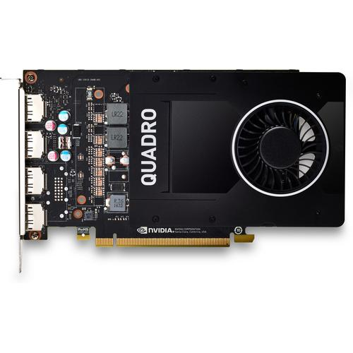 HP NVIDIA Quadro P2200 5GB GDDR5X productfoto