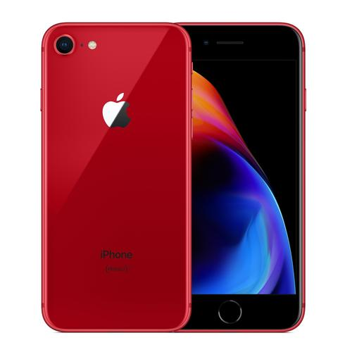 Renewd iPhone 8 Rood 64GB productfoto