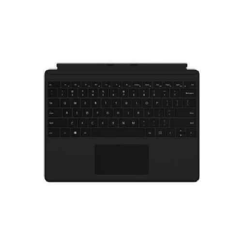 Microsoft Surface Pro X Keyboard QWERTY Engels Zwart productfoto