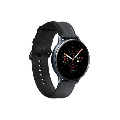 "Samsung Galaxy Watch Active2 smartwatch SAMOLED 3,56 cm (1.4"") Zwart GPS productfoto"