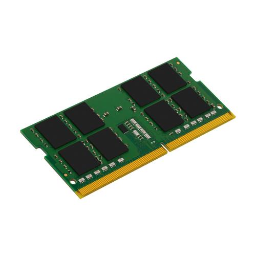 Kingston Technology ValueRAM KVR26S19D8/32 geheugenmodule 32 GB 1 x 32 GB DDR4 2666 MHz productfoto