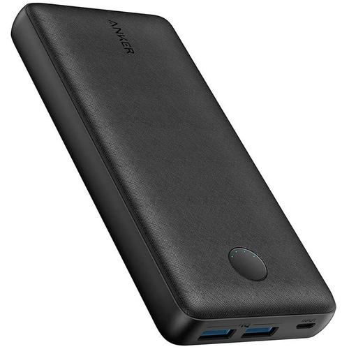 Anker PowerCore Select 20000 powerbank 20000 mAh Zwart productfoto