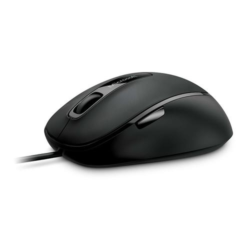 Microsoft Comfort Mouse 4500 for Business muis USB Type-A BlueTrack 1000 DPI Ambidextrous productfoto