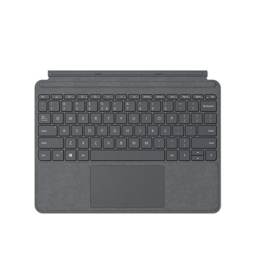 Microsoft Surface Go Type Cover Platina Microsoft Cover port QWERTY UK International productfoto