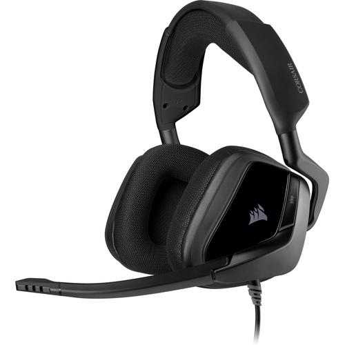Corsair VOID ELITE STEREO Headset Hoofdband Koolstof productfoto