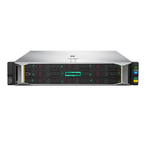 Hewlett Packard Enterprise StoreEasy 1660 NAS Rack (2U) Ethernet LAN Zwart, Metallic 3204 productfoto
