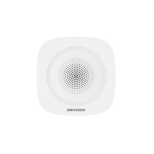 Hikvision Digital Technology DS-PS1-I-WE-RED alarm en detectoraccessoire productfoto
