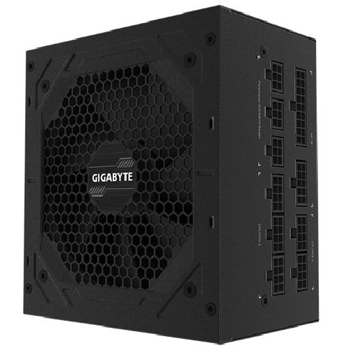 Gigabyte P750GM power supply unit 750 W 20+4 pin ATX ATX Zwart productfoto