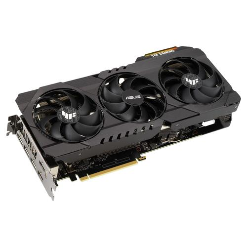 ASUS TUF Gaming NVIDIA GeForce RTX 3080 OC 10GB GDDR6X productfoto