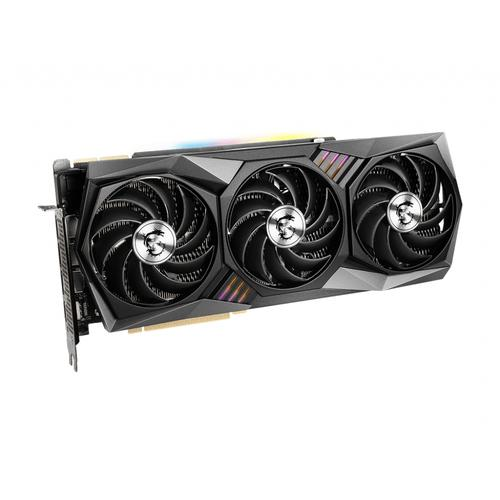 MSI GeForce RTX 3090 GAMING X TRIO 24G NVIDIA 24 GB GDDR6X productfoto