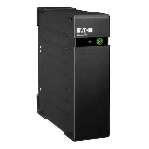 Eaton Ellipse ECO 650 USB FR UPS Stand-by (Offline) 650 VA 400 W 4 AC-uitgang(en) productfoto