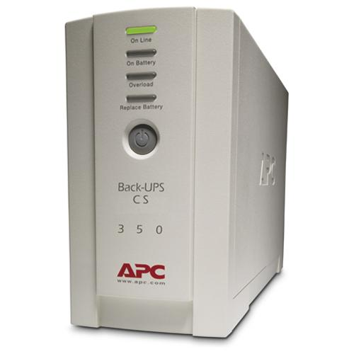 APC BK350 Back- CS UPS 350 VA 210 W productfoto
