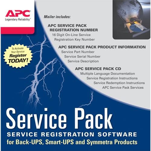 APC Service Pack 1 Year Extended Warranty productfoto