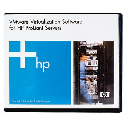 Hewlett Packard Enterprise VMware vSphere Desktop for 100 VM 3yr 9x5 Support E-LTU virtualisatiesoftware productfoto