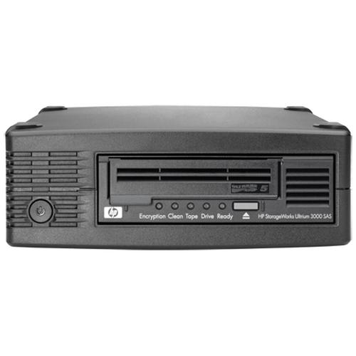 Hewlett Packard Enterprise StoreEver LTO-5 Ultrium 3000 SAS tape drive 1500 GB productfoto