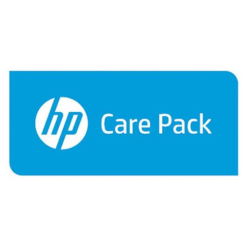Hewlett Packard Enterprise 5y 4hr Exch HP 12518 Swt pdt FC SVC productfoto  L