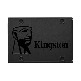 "Kingston Technology A400 2.5"" 480 GB SATA III TLC productfoto"
